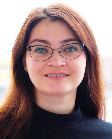 Лариса Хабарова