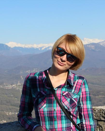 Алена Фирстова